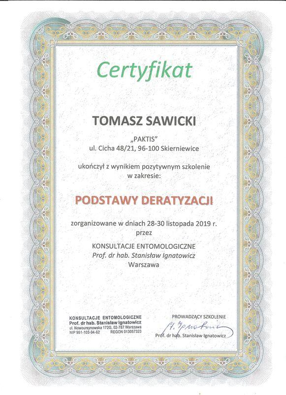 Certyfikat 4